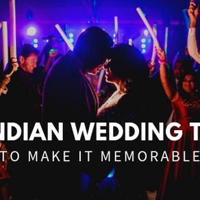 Best Indian Wedding Tips 2020