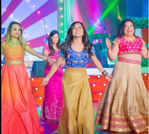 easy sangeet dances