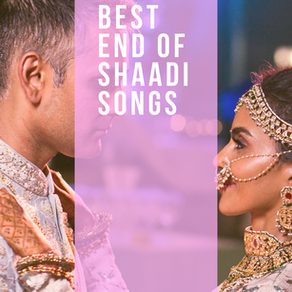 Best End of Ceremony Songs for Indian Weddings (Recessional)