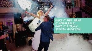 Wedding DJ cost in 2019.
