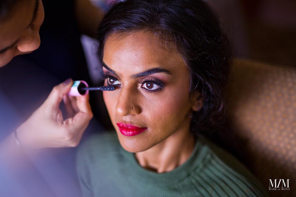 gujarati wedding makeup