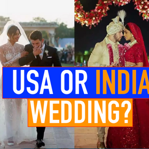 Where Should I HAVE My Indian Wedding? | USA or India?