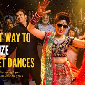 Sangeet Dances    Easiest Way to Plan Them   USA Weddings 2019