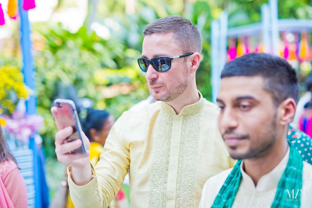 Indian wedding trends for weddings in America.