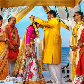 Indian Wedding in Hawaii? Just Don't Do This