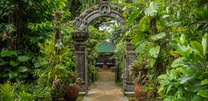 Kauai Hindu temple