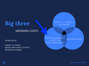 how much does an indian wedding cost in the united states and california
