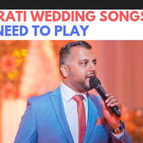 9 Gujarati Wedding Songs For Your Bride or Groom