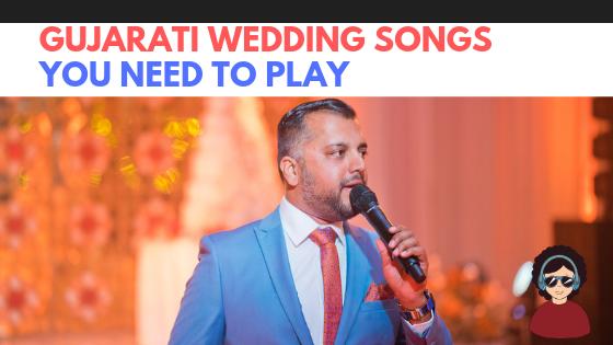 gujarati wedding songs usa