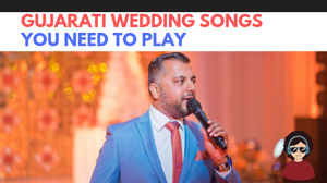 gujarati wedding songs usa