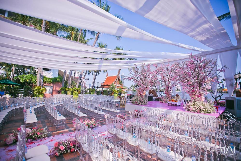 Thailand Indian wedding bangkok cost