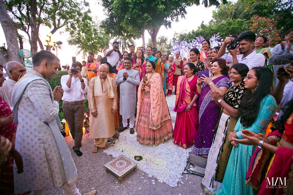 how long is hindu wedding in america
