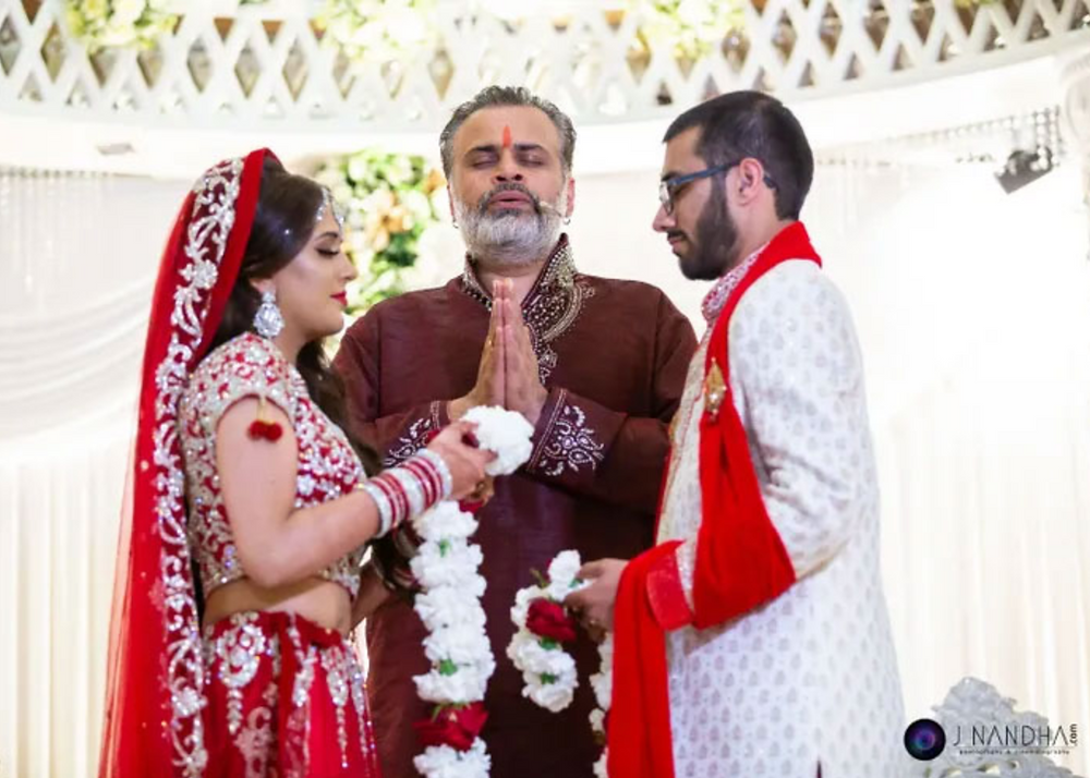 Hindu Pandit Priest Indian Wedding UK