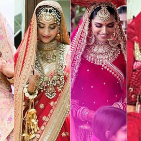 Sabyasachi Sarees and Lehenga Prices for USA Brides in USD