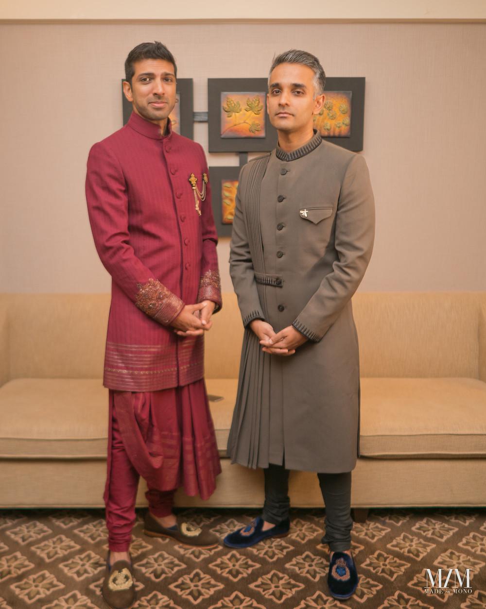 best indian wedding sherwani designer usa