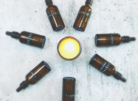 The Emotional Stress Kit: essential oil blends