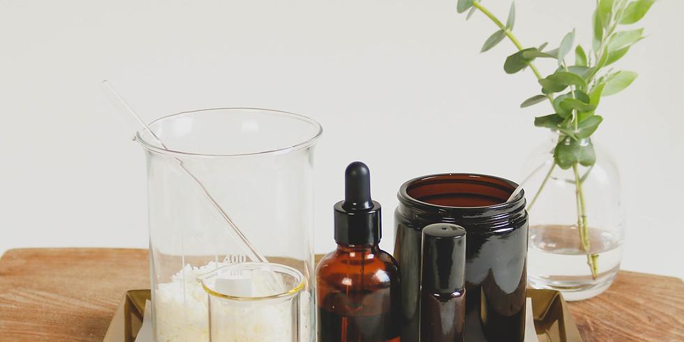 Christmas aromatherapy Candle & PerfumeWorkshops