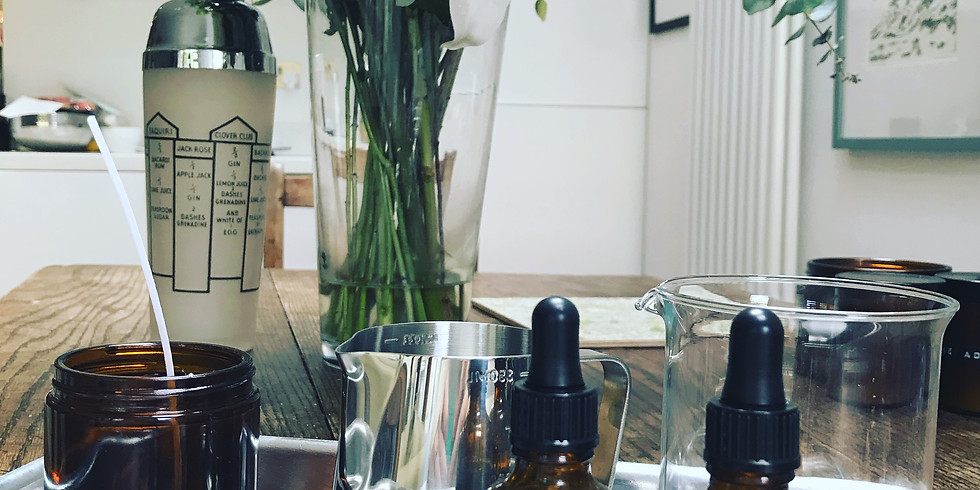 £49 Soy Candle & Perfume Workshop