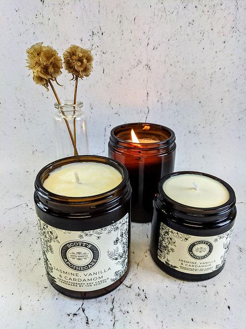 Jasmine, Vanilla & Cardamom (medium)