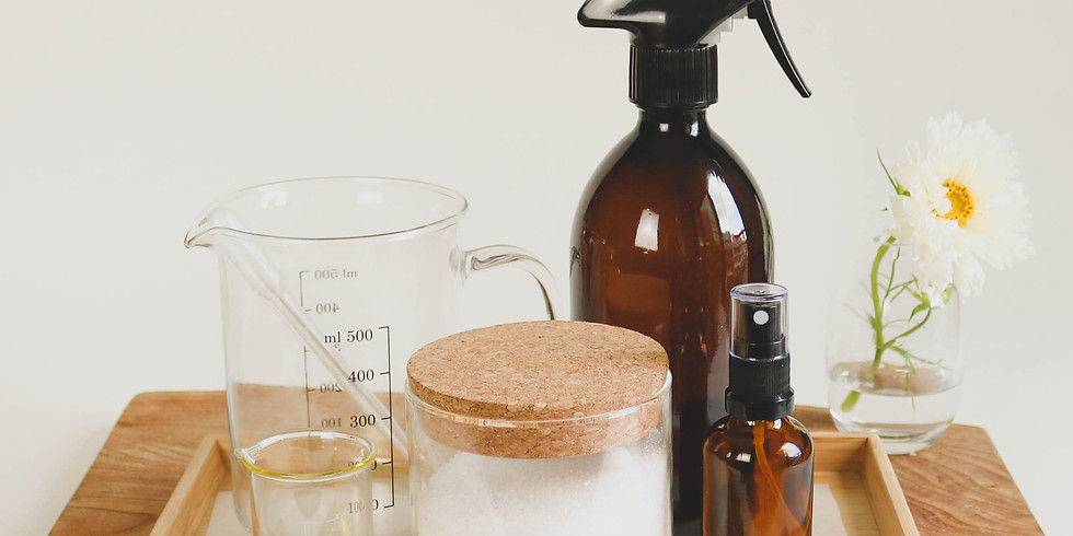 Natural Eco HouseHold Cleaners
