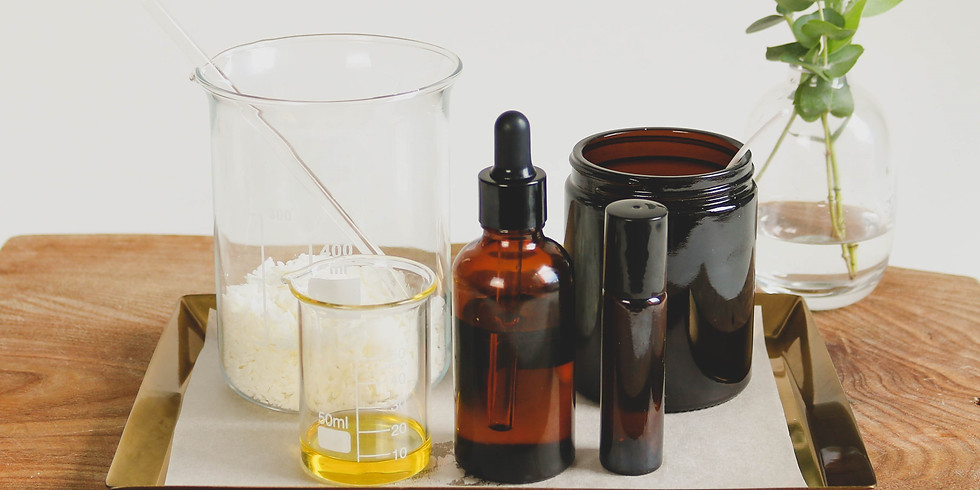 MAKE YOUR OWN NATURAL & ECO BEAUTY PRODUCTS & AROMATHERAPY CANDLE
