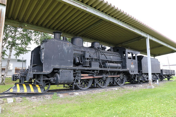 北海道拓殖鉄道 8622