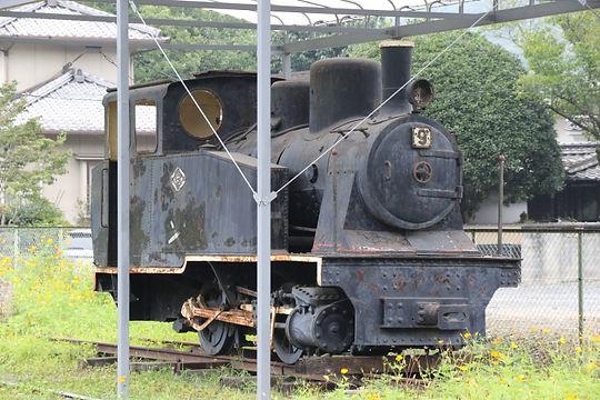 井笠鉄道9号機