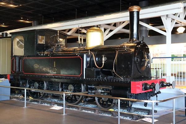 150 (1号機関車)