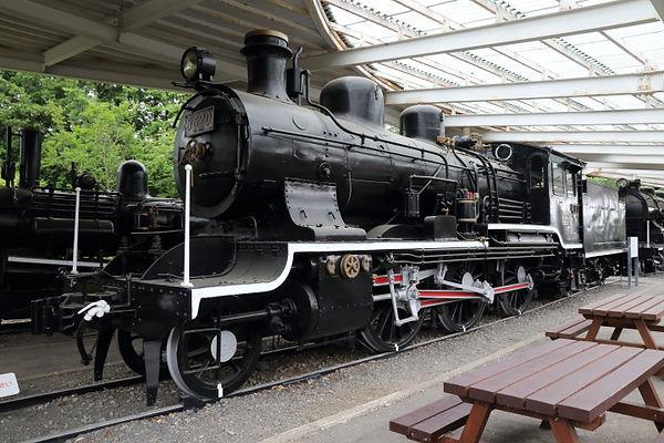 青梅鉄道公園 8620