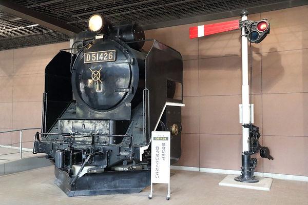 D51426 鉄道博物館