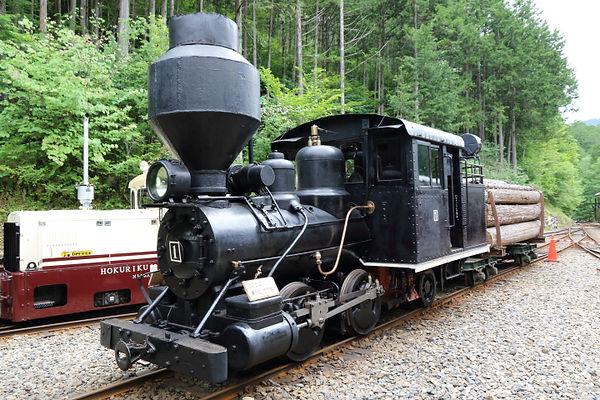 王滝森林鉄道 1