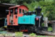 馬路森林鉄道のSL