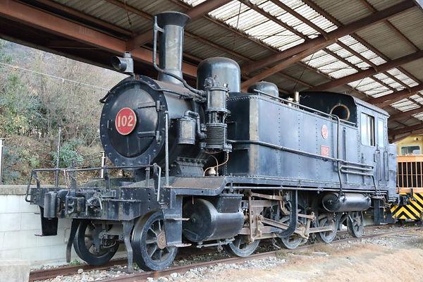 三岐鉄道 E102