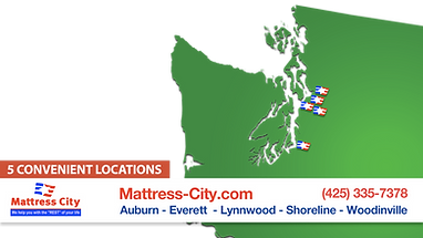 Mattress City Map