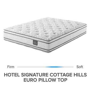 PS  HOTEL SIGNATURE COTTAGE HILLS EURO P