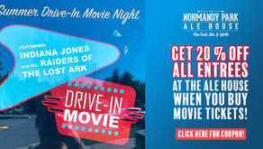 It's Movie Time at the Towne Center!