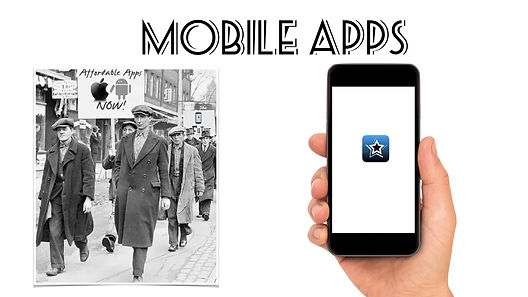 Newfangled Commerce Mobile Apps
