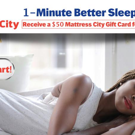 Take our 1-min Better Sleep Survey!