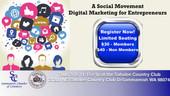 Sammamish Chamber of Commerce A Social Movement - Digital Marketing for Entrepreneurs