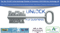 Unlock Social Media For Business coming to Anchorage, AK