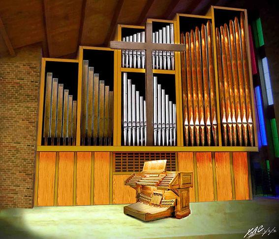 Kent Grand Organ