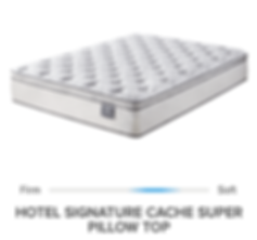 PS HOTEL SIGNATURE CACHE SUPER PILLOW TO