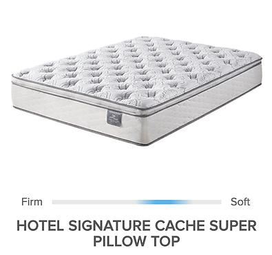 PS HOTEL SIGNATURE CACHE SUPER PILLOW TO