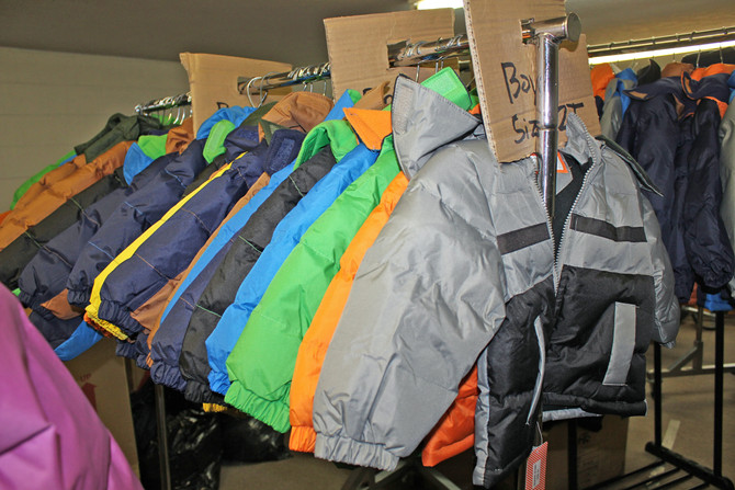 Des Moines/Normandy Park Rotary Coats for Kids returns!