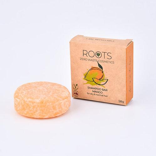 ROOTS Šampūnziepes Mango