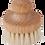 Thumbnail: Sejas masāžas birste apaļa