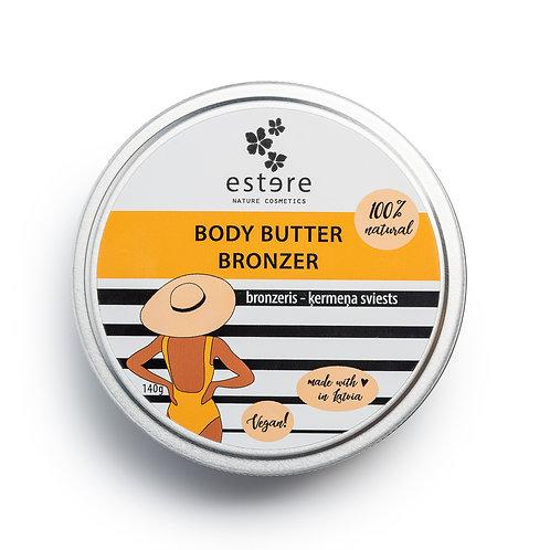 Bronzeris - ķermeņa sviests Estere