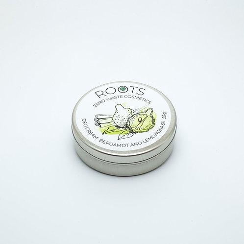 ROOTS Deo krēms Bergamots & Citronzāle