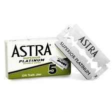Astra žiletes