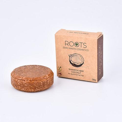 ROOTS Šampūnziepes Kokosrieksts
